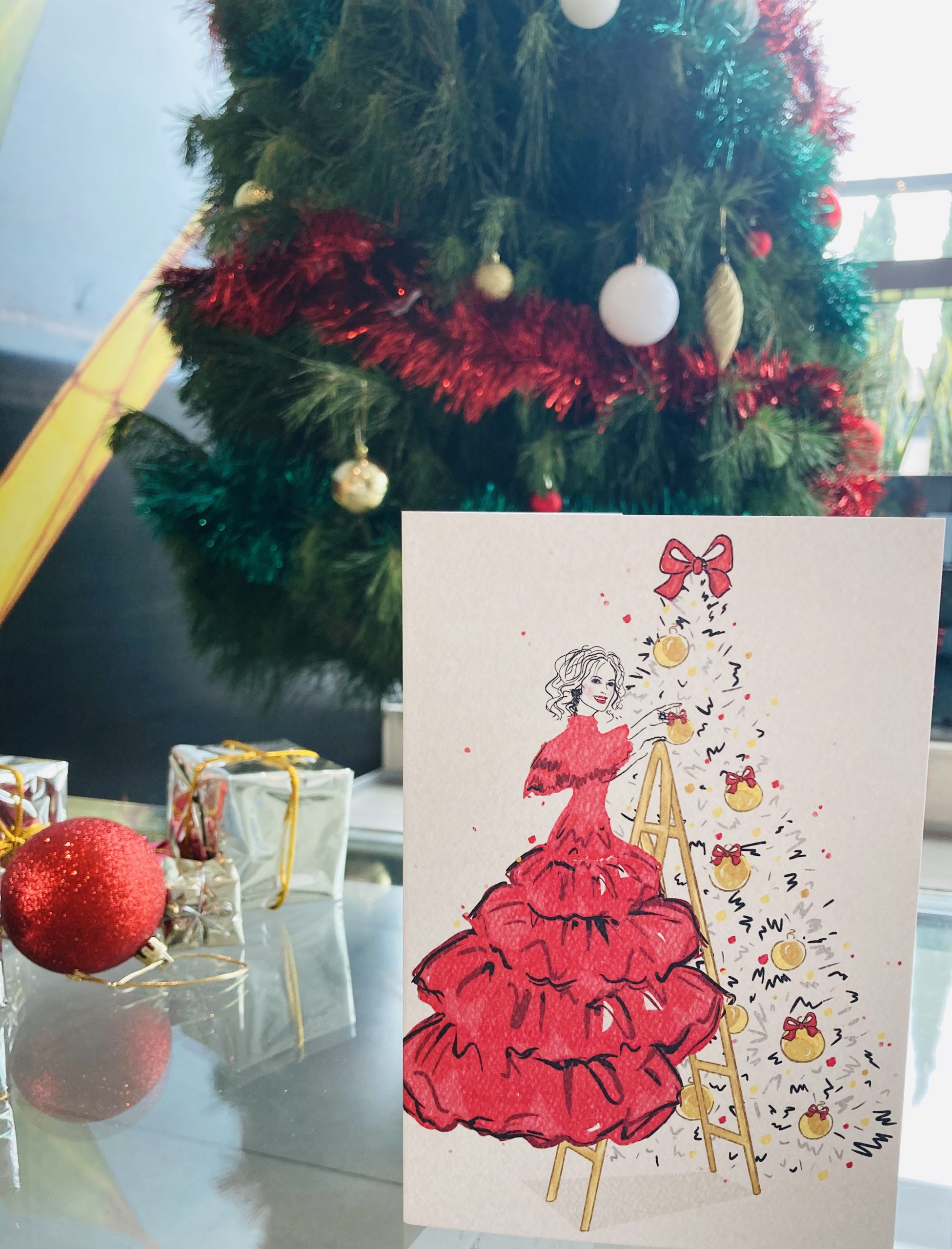 Trelise Cooper – Christmas Card 2020